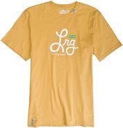 1947-PRESENT SS TEE Medium Gold Yellow