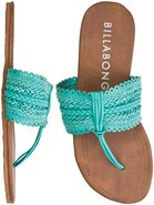WALKABOUT SANDAL Teal Blue