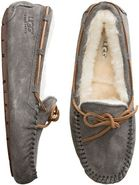 DAKOTA SLIPPER Pewter Gray