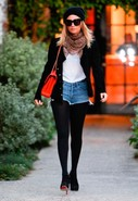by Nicole Richie January Suede Jacket in many colo