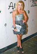 Katrina Rhinestone Bust Dress