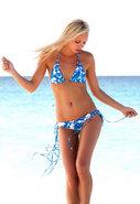 St. Lucia Bikini in Kelp Bahama