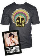 Elvis Presley Karate Short Sleeve Graphic Tee