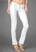 The Stilt in White