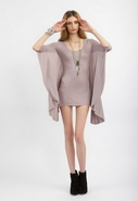 Almost Famous Dress in Rhino