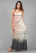 Fiona Maxi Dress in Tree