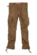 Retro Vintage Cargo Pant with Multi Pockets