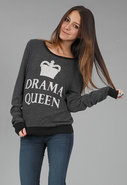 Drama Queen Baggy Beach Jumper in 2 colors