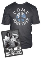 Worn Free John Lennon   Come Together   Short Slee