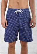 Ever Abado Boardshort in Cobalt