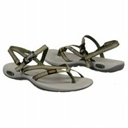 La Paz Thong Sandals (Bronze Green) - Women's Sand