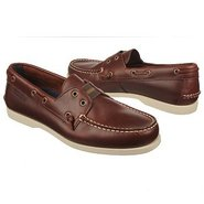 Wharf Slip On Shoes (Brown Smooth) - Men's Shoes -