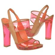 Clair Shoes (Hot Pink/Camel) - Women's Shoes - 6.0