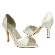 MARISOL Shoes (White) - Women's Wedding Shoes - 10