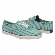 Candy Stripe CVO Shoes (Aqua) - Women's Shoes - 8.