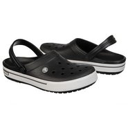 Crocband II.5 Clog Shoes (Black/Charcoal) - Men's