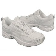 Sportwalker Shoes (White/Chrome Silver) - Women&#39;s 