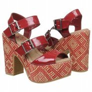 Quip Sandals (Red Patent) - Women&#39;s Sandals - 8.0 