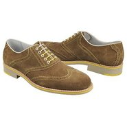 Ellington Wing Tip Shoes (Khaki) - Men's Shoes - 8