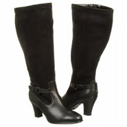 Verlaine Wide Calf Boots (Black) - Women's Boots -
