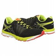 GEL-Lyte33 2 Shoes (Black/Lime/Red) - Men&#39;s Shoes 