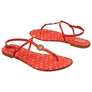 Josslyn Thong Sandals (Red Patent) - Women's Sanda
