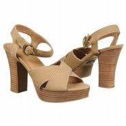 Ramona Sandal Shoes (Camel Leather) - Women's Shoe