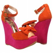 Sav Vee Shoes (Orange/Hot Pink) - Women's Shoes -