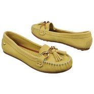 Cypress Moc Shoes (Lime Suede) - Women's Shoes - 9