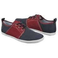 13706 Shoes (Navy/Burgundy) - Men's Shoes - 9.5 M