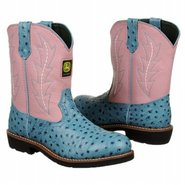 Wellington Grd Boots (Pink/Turquoise) - Kids' Boot