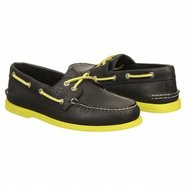 A/O 2 Eye Neon Shoes (Black/Neon Yellow) - Men&#39;s S