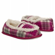 Reef Cuddler T/P/G Shoes (Fuchsia Plaid) - Kids&#39; S