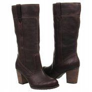 Rudston WP Pull-On Boots (Dark Brown) - Women's Bo