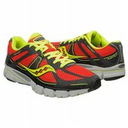 Mirage 3 Shoes (Grey/Red/Citron) - Men's Shoes - 7