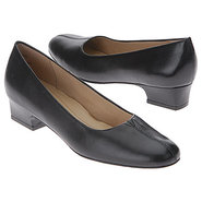 Doris Shoes (Black Leather) - Women's Shoes - 11.0