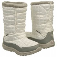 Lisa Quilted Nylon II Boots (White) - Women's Boot