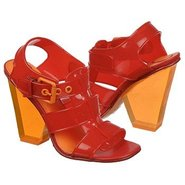 Kelter Sandals (Red Vinyl) - Women&#39;s Sandals - 10.