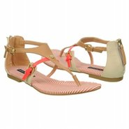 Baran Sandals (Ambra/Cream/Coral) - Women's Sandal