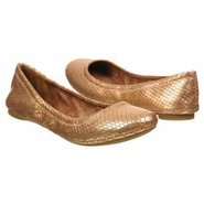 Emmie Shoes (Rose Gold Snake) - Women's Shoes - 9.