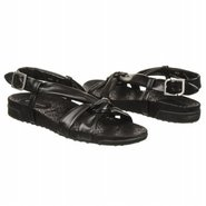 Jada Backstrap Sandals (Black) - Women&#39;s Sandals -