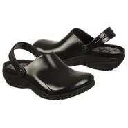 Renova Caregiver Shoes (Black Gloss) - Women&#39;s Sho