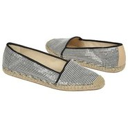Whip Shoes (Black Stripe Sequin) - Women's Shoes -