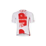 Men's SS Jersey Accessories (Japan/White/Red)- 19.