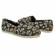 Gloriee Shoes (Black Skull) - Women's Shoes - 8.0