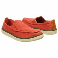Hookset Handcrafted SO Shoes (Red) - Men's Shoes -