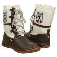 Grip Low Boots (Brown/Off White) - Women's Boots -