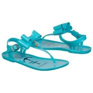 Gretal Jelly Pre/Grd Sandals (Blue) - Kids' Sandal