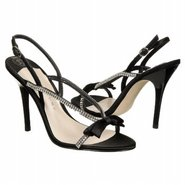 ELLAN2 Shoes (Black Satin) - Women's Shoes - 6.5 M
