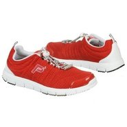 Travel Walker II Shoes (Red) - Women's Shoes - 9.0